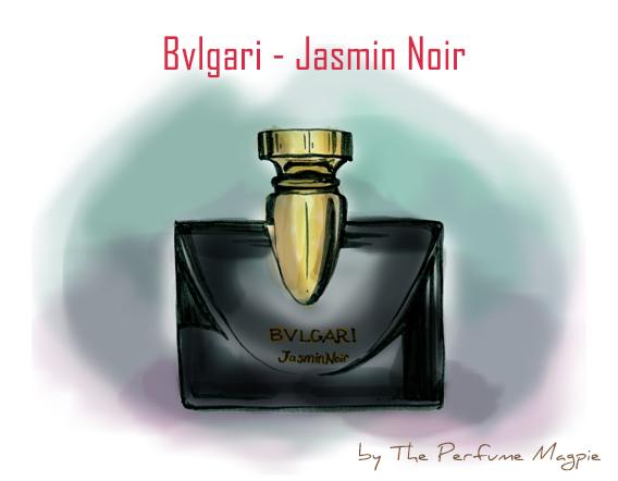 Bvlgari The Perfume Magpie