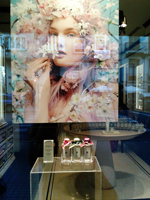 Jo Malone store in Valencia, Spain | Photo by The Perfume Magpie