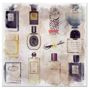 Eleven Vanilla Fragrances | Photo Collage by The Perfume Magpie