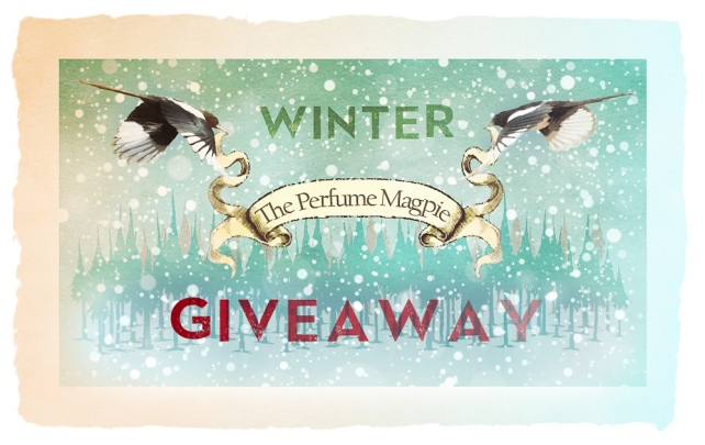 The Perfume Magpie Winter Giveaway