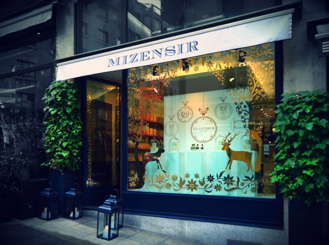 Mizensir Genève | Photo by The Perfume Magpie
