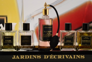Jardins D'Ecrivains at Esxence 2016 | Photo by The Perfume Magpie