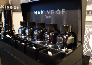 Making Of stand at Esxence 2016 | Photo by The Perfume Magpie