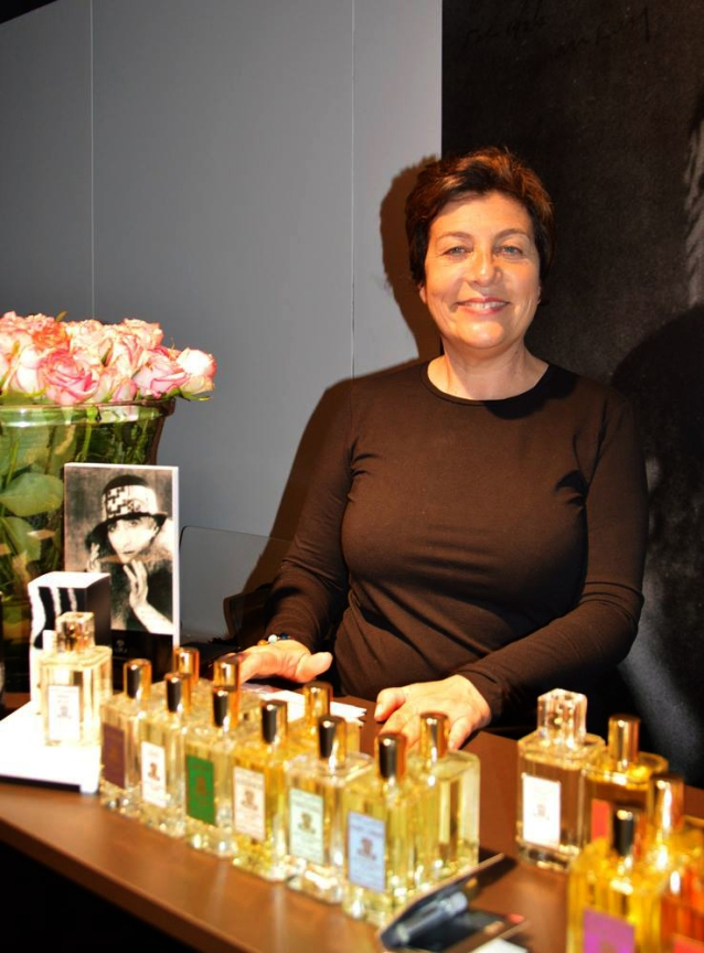 Maria Candida Gentile at Esxence 2016   Photo by The Perfume Magpie