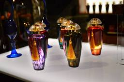 The Merchant of Venice: Murano line at Esxence 2016 | Photo by The Perfume Magpie