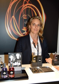 Pauline Rochas from Coolife at Esxence 2016 | Photo by The Perfume Magpie