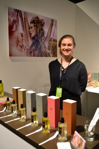 Raw Spirit stand at Esxence 2016 | Photo by The Perfume Magpie