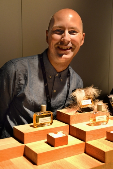 Anatole Lebreton at Esxence 2016 | Photo by The Perfume Magpie