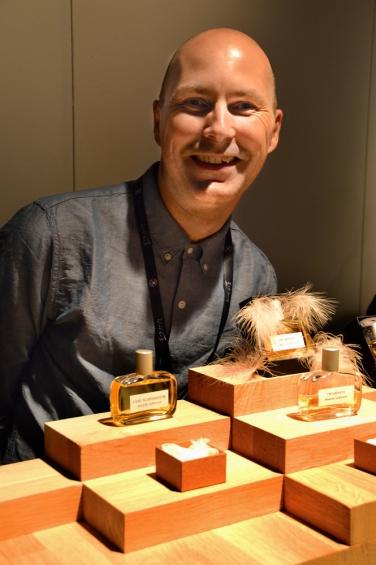 Anatole Lebreton at Esxence 2016   Photo by The Perfume Magpie