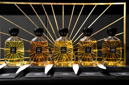 Atelier Des Ors at Esxence 2016 | Photo by The Perfume Magpie