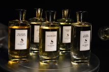 Olibere collection at Esxence 2016   Photo by The Perfume Magpie