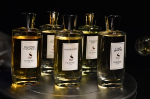 Olibere collection at Esxence 2016 | Photo by The Perfume Magpie