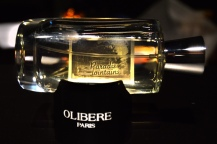 Paradis Lointains by Olibere. Even the back of the label has a lovely image.   Photo by The Perfume Magpie