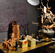 Blend Oud stand at Esxence 2016 | Photo by The Perfume Magpie