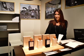 Alchimista stand at Esxence 2016   Photo by The Perfume Magpie
