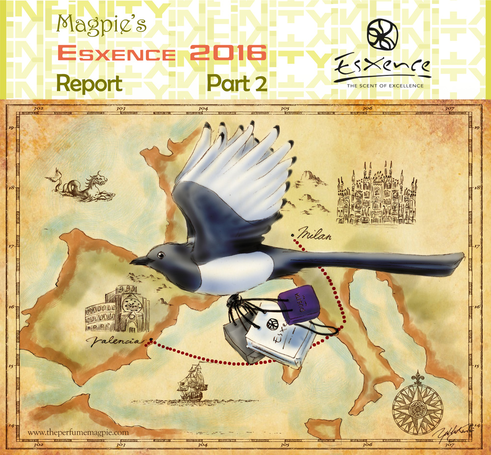 Magpie Goes To Esxence: Part 2